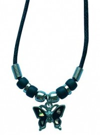 Butterfly Paua Shell Necklace